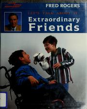 Cover of: Extraordinary friends | Fred Rogers