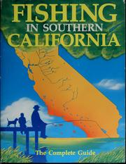Cover of: Fishing in southern California | Ken Albert