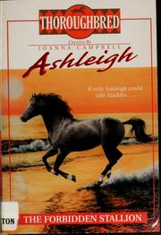 Cover of: The forbidden stallion