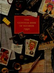 Cover of: The Guinness book of records