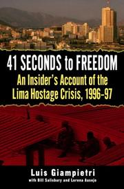 Cover of: 41 seconds to freedom |