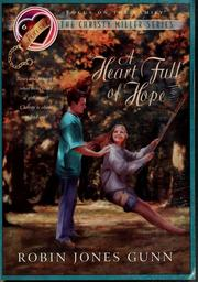 Cover of: A heart full of hope