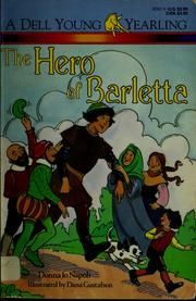 Cover of: The hero of Barletta