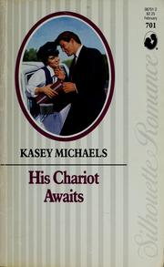 Cover of: His chariot awaits