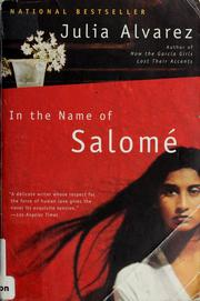Cover of: In the name of Salomé