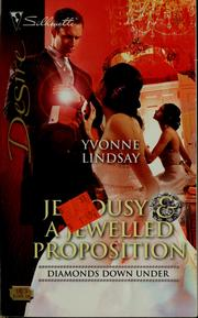 Cover of: Jealousy & a jewelled proposition