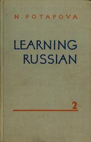 Cover of: Learning Russian