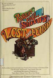 Cover of: Lost & found | Robert Paul Smith