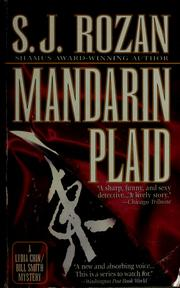 Cover of: Mandarin plaid