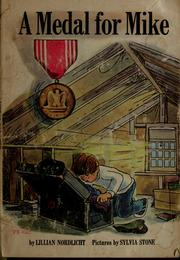 Cover of: A medal for Mike