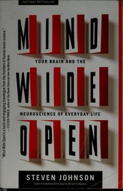 Cover of: Mind wide open | Steven Johnson