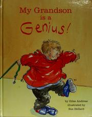 Cover of: My grandson is a genius!