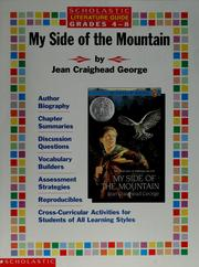 Cover of: My side of the mountain by Jean Craighead George | Tara McCarthy