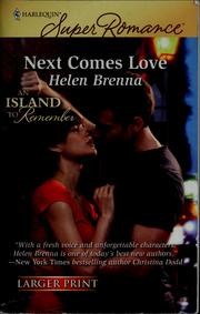 Cover of: Next comes love