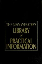 Cover of: The new Webster's computer terms | Charles J. Sippl