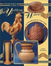 Cover of: Collector's Guide to Yellow Ware Book III