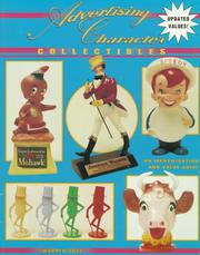 Cover of: Advertising character collectibles