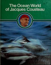 Cover of: The ocean world of Jacques Cousteau | Jacques Yves Cousteau