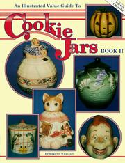 Cover of: Cookie Jars, Book II (Illustrated Value Guide to Cookie Jars)