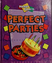 Cover of: Perfect parties