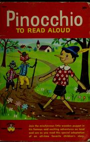 Cover of: Pinocchio, to read aloud