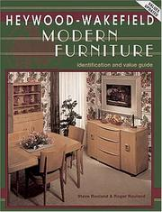 Cover of: Heywood-Wakefield modern furniture