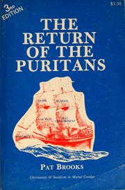 The return of the Puritans by Pat Brooks