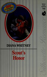 Cover of: Scout's honor