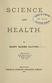 Cover of: Science and health