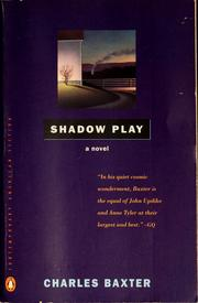 Cover of: Shadow play