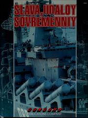 Cover of: Slava, Udaloy and Sovremenniy | Steven J. Zaloga