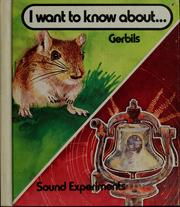 Cover of: Sound experiments