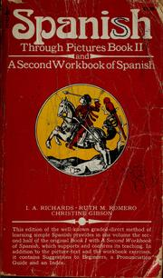 Cover of: Spanish through pictures, book II