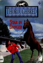 Cover of: Star in danger