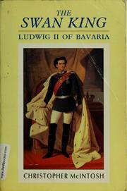 Cover of: The Swan King