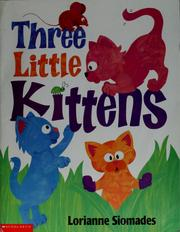 Cover of: Three little kittens