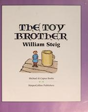 Cover of: The Toy Brother | William Steig