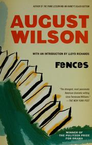 Fences 2007 edition open library cover of fences august wilson fandeluxe Gallery