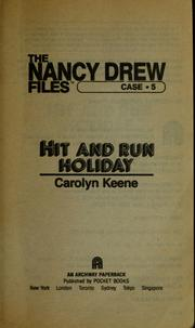 Cover of: Hit and Run Holiday