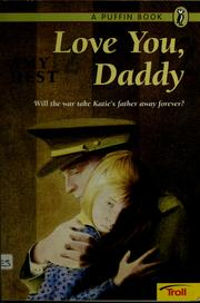 Cover of: Love you, daddy