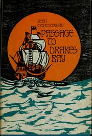 Cover of: Passage to Drake's Bay. | Jean Montgomery
