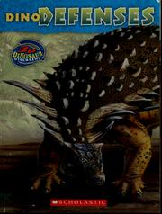 Cover of: Dino defenses