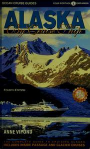 Cover of: Alaska by cruise ship