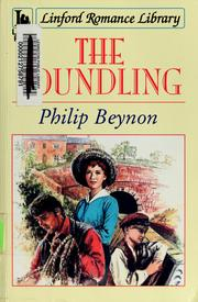 Cover of: The Foundling | Philip Beynon