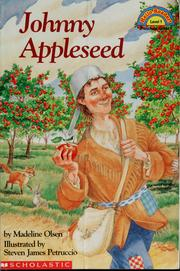 Cover of: Johnny Appleseed | Madeline Olsen