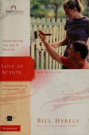 Cover of: Love in action