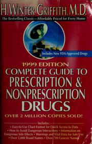 Cover of: Complete guide to prescription & nonprescription drugs