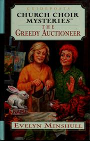 Cover of: The greedy auctioneer