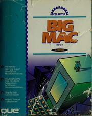 Cover of: Que's big Mac book