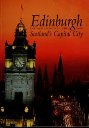 Cover of: Edinburgh